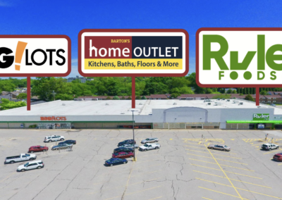 Big Lots Anchored Center — Evansville, IN
