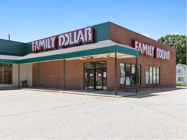 Family Dollar Center Value Add (79% occupied) — Mexico ME